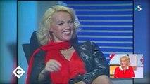 """""""C à vous"""" rediffuse la première télé surréaliste de Brigitte Lahaie chez Yves Mourousi - Regardez"""