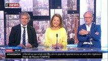 """Laurent Joffrin n'aime pas vraiment la présentation de Pascal Praud dans 'L'heure des pros"""" - Regardez"""