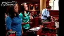 """""""I was DRUNK when it happened!"""" SHES CRAZY! JUDGE JUDY would RAGE in Court!"""