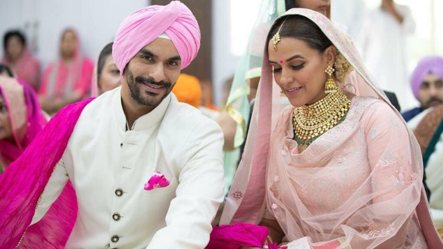 Neha Dhupia Reception: Neha Dhupia, Angad Bedi to THROW lavish party for Bollywood Friends।FilmiBeat