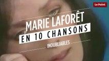 Marie Laforêt en 10 chansons inoubliables