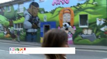 Local Animal Rescue Centre Bring Visual Mural To Local Streeet