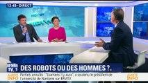 Des robots au comportement de plus en plus proche de celui des humains