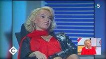 """""""C à vous"""" rediffuse la première télé surréaliste de Brigitte Lahaie chez Yves Mourousi"""