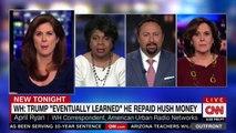 April Ryan Blasts Ex-Trump Spox Jason Miller in Off the Rails CNN Debate Over Sarah Sanders