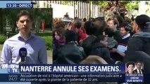 """Blocages: l'UNEF de Nanterre défend """"un sacrifice d'un semestre pour que d'autres puissent aller à l'université"""""""