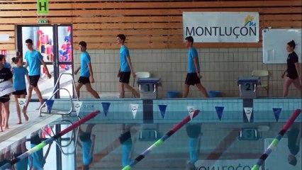 Championnats de France FFESSM 2018 - NAGE AVEC PALMES - CÉRÉMONIE D'OUVERTURE