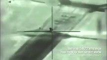 Video סרטון תקיפת סוללת sa22 סורית לאחר שניסתה לפגוע במטוסי חייל האוויר