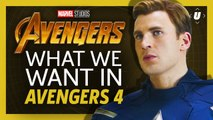 Avengers 4 Predictions: What We Want To See!