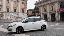 Nissan - La nuova Leaf e il van e-NV200 100% elettrici a servizio di Roma capitale evento
