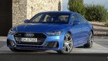 Der neue Audi A7 Sportback - Sportliches Gesicht von Audi in der Oberklasse