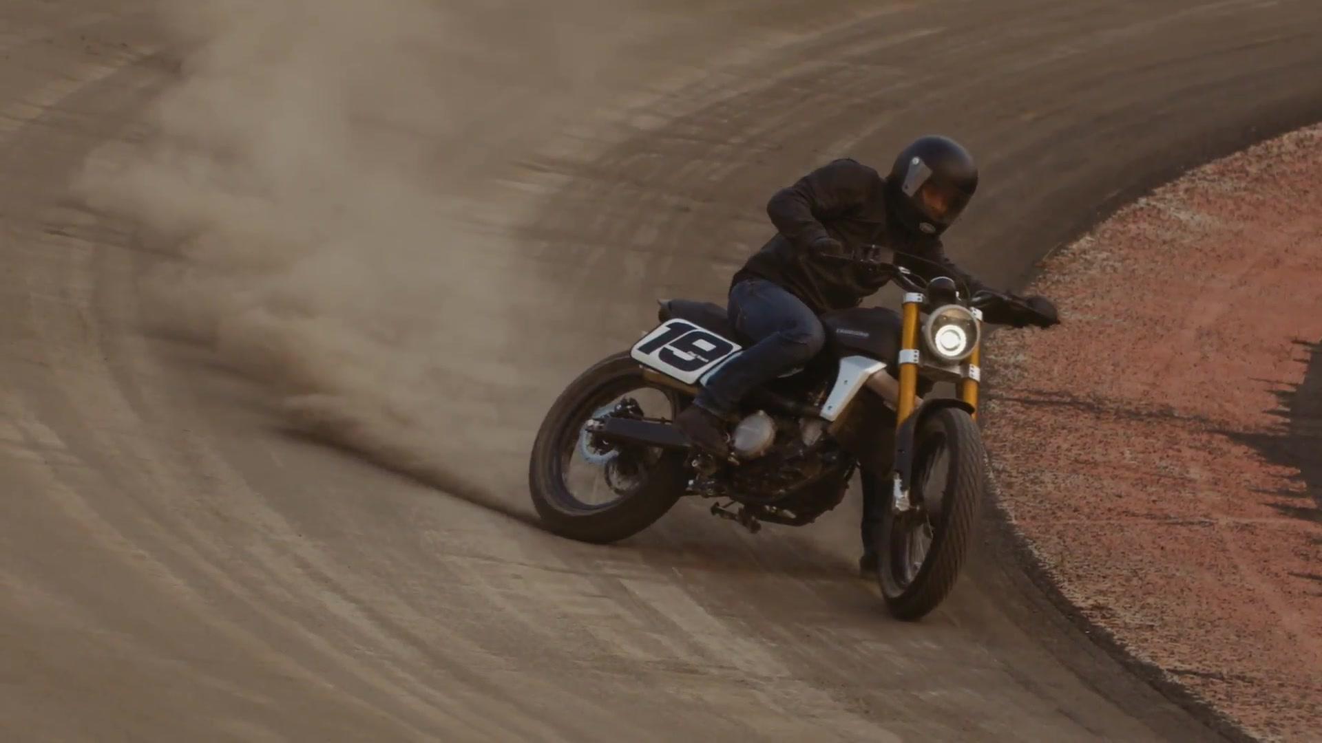 2018 Fantic Motorcycles Film