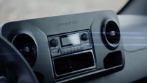 The new Mercedes-Benz Sprinter - Teaser