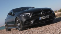 Mercedes-AMG CLS 53 4MATIC+ in Graphite grey Exterior Design