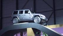 Geneva 2018 Social Media Capsule - Jeep New Wrangler