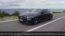 The new Mercedes-AMG CLS 53 4MATIC+ - Perfect combination of performance and design
