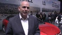 Geneva Motor Show 2018 Press Day - Interview with Jurgen Stackmann, VW