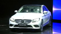 World Premiere Mercedes-Benz C-Class Diesel Plug-in Hybrid and Mercedes-AMG C 43 4MATIC at the Geneva Motor Show 2018