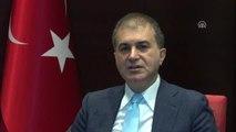 """AB Bakanı Çelik: """"Türkiye-İngiltere İlişkilerinin Özel, Ayrıksı, Önem Verdiğimiz Bir Dönemde..."""