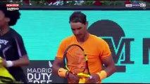 Rafael Nadal éliminé par Dominic Thiem, sensation au tournoi de Madrid ! (vidéo)