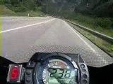 Pilotage Moto Vitesse,300 kmh
