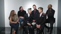 The Cast of 'Queer Eye' React to Karamo Brown's Engagement | In Studio