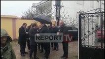 Report TV - Tragjedia në Velipojë,PS-PD në familjen Preka:Dhimbje e madhe