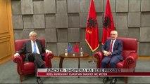 Juncker: Shqipëria ka bërë progres - News, Lajme - Vizion Plus
