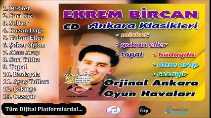 Ekrem Bircan - Cezayir