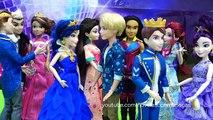 Juguetes en español - Justin Bieber se llega a la coronación de Ben de Descendientes