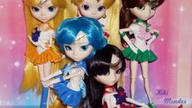 Pullip Sailor Jupiter doll unboxing & review (Sailor Moon 20th Anniversary)