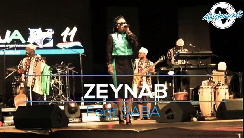 FEMUA 11 - Zeynab Feat Saba