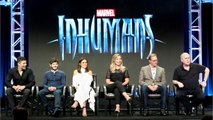 "Marvel's ""Inhumans"" Officially Cancelled At ABC"