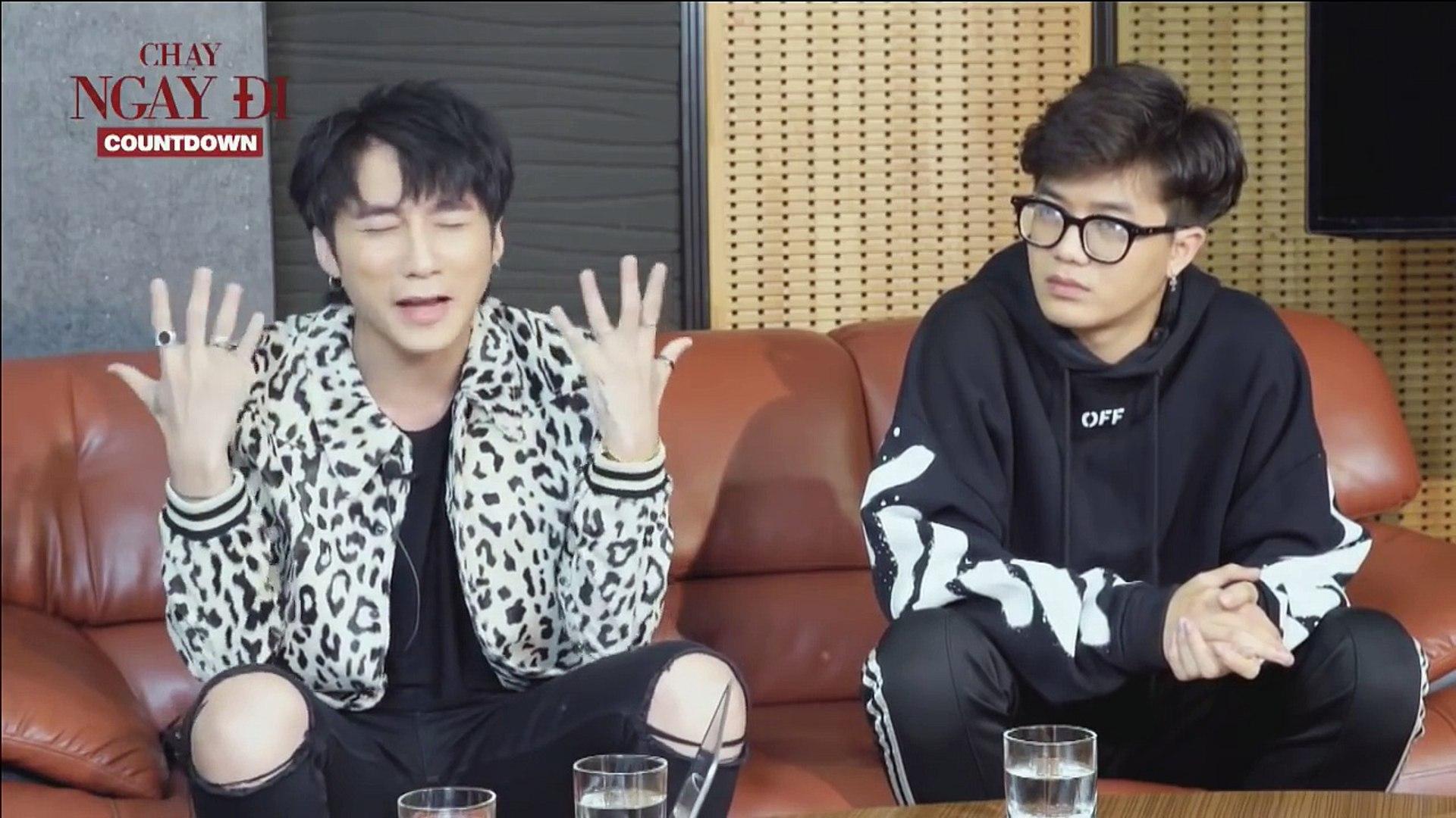 Trực Tiếp- Countdown Ra Mắt Music Video Chạy Ngay Đi - Sơn Tùng M-TP