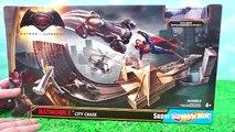 Juguetes de Hot Wheels de la película Batman vs. Superman - Super Juguetes BAM!