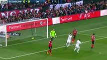 EA Guingamp - Marseille résumé et but Valère Germain  (1-0)