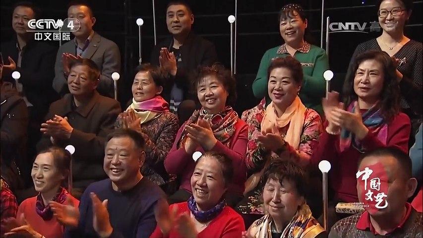 《中国文艺》 20170415 向经典致敬 本期致敬人物——表演艺术家斯琴高娃   CCTV-4