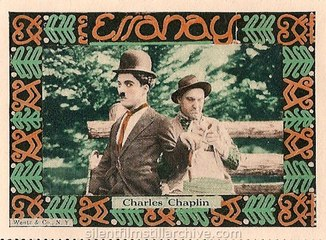 Charles Chaplin's In the Park (1915)