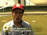 Jornada Nacional de Lutas da Juventude reúne 3 mil jovens em Brasília