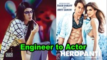 From an engineer to actor: Kriti Sanon reminisces her journey