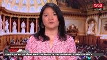 Fraude fiscale : le Sénat adopte le projet de loi et desserre le verrou de Bercy - Les matins du Sénat (04/07/2018)