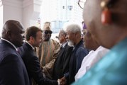 Discours du Président de la République, Emmanuel Macron à l'occasion de l'inauguration de l'alliance Française à Lagos, Nigeria
