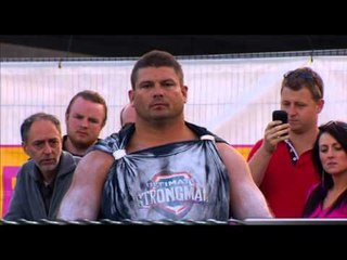 Ultimate Strongman Masters 2012 Show 1 Titanic Compass