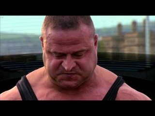 Ultimate Strongman Masters 2012 Show Car Dead Lift