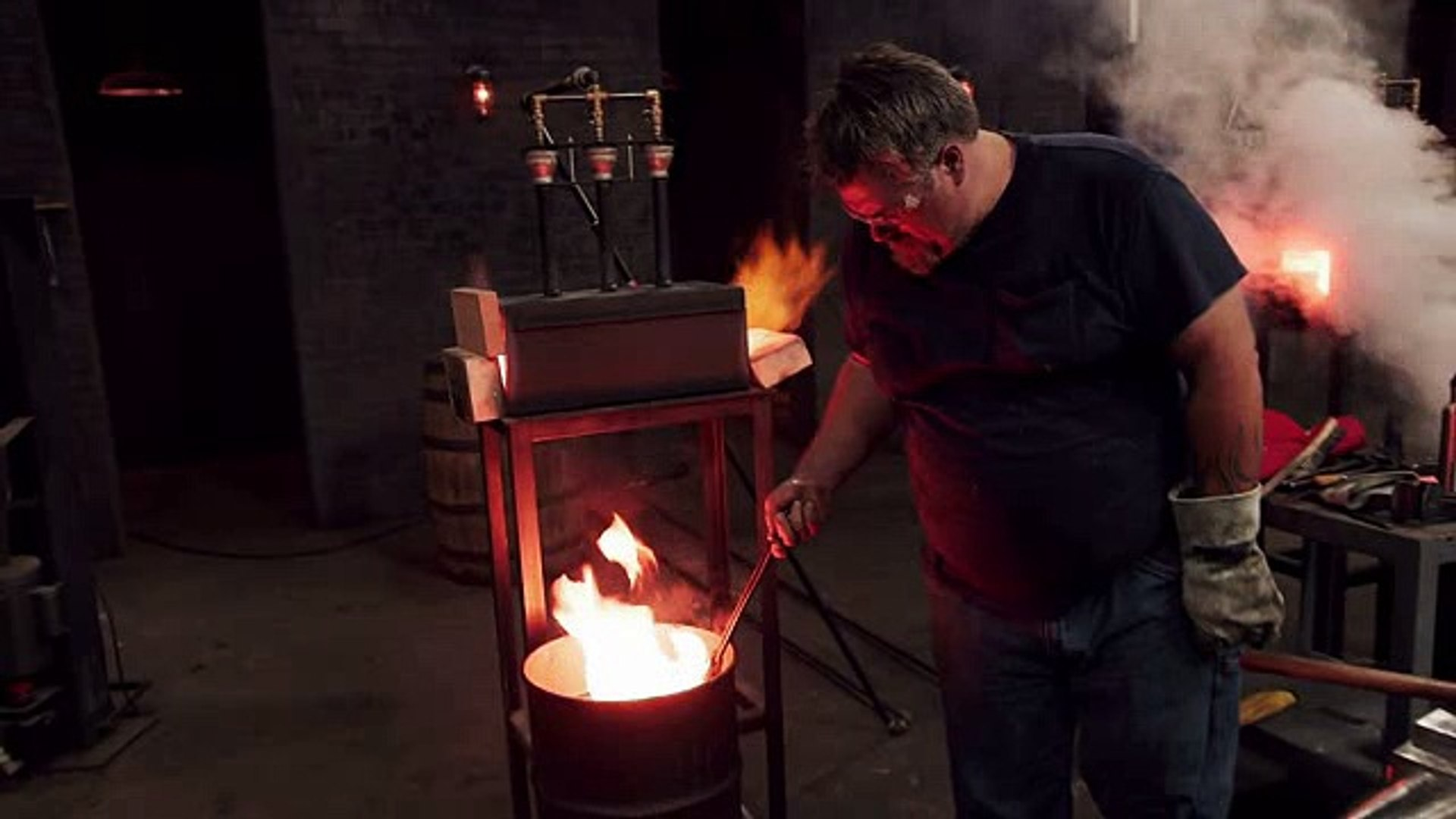 Forged in Fire - S5 E18 - Pioneer Sword