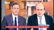 Κωστής Χατζηδάκης-Οι συνταξιούχοι με την νέα μείωση θα χάσουν έως 3 συντάξεις και αυτό είναι πολιτική των ΣΥΡΙΖΑΝΕΛ που την παρουσιάζουν ως καθαρή έξοδο.