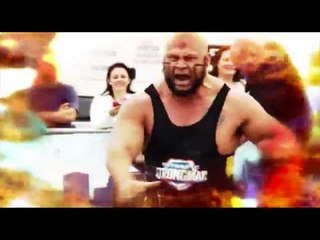 Ultimate Strongman Masters 2012 Show 1 The Carry and Drag