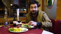 VIAGEM NO TREM FLECHA VERMELHA: JANTAR NO TREM RUSSO | Coisas que Nunca Comi na R?ssia