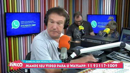 Pedro Cardoso - Pânico - 04/07/18