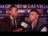 VICTOR ORTIZ: I Want Rematches With EVERYBODY! Floyd Mayweather, Marcos Maidana, Lopez & Collazo!